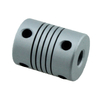 LR-D19L25 6*6 Hole Diameter Thread Type Flexible Shaft Rotary Encoder Clamp Elastic Coupling