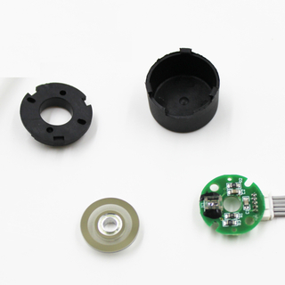 YMT22 mini Optical Encoder Hollow Shaft Incremental motor Servomotor Encoder
