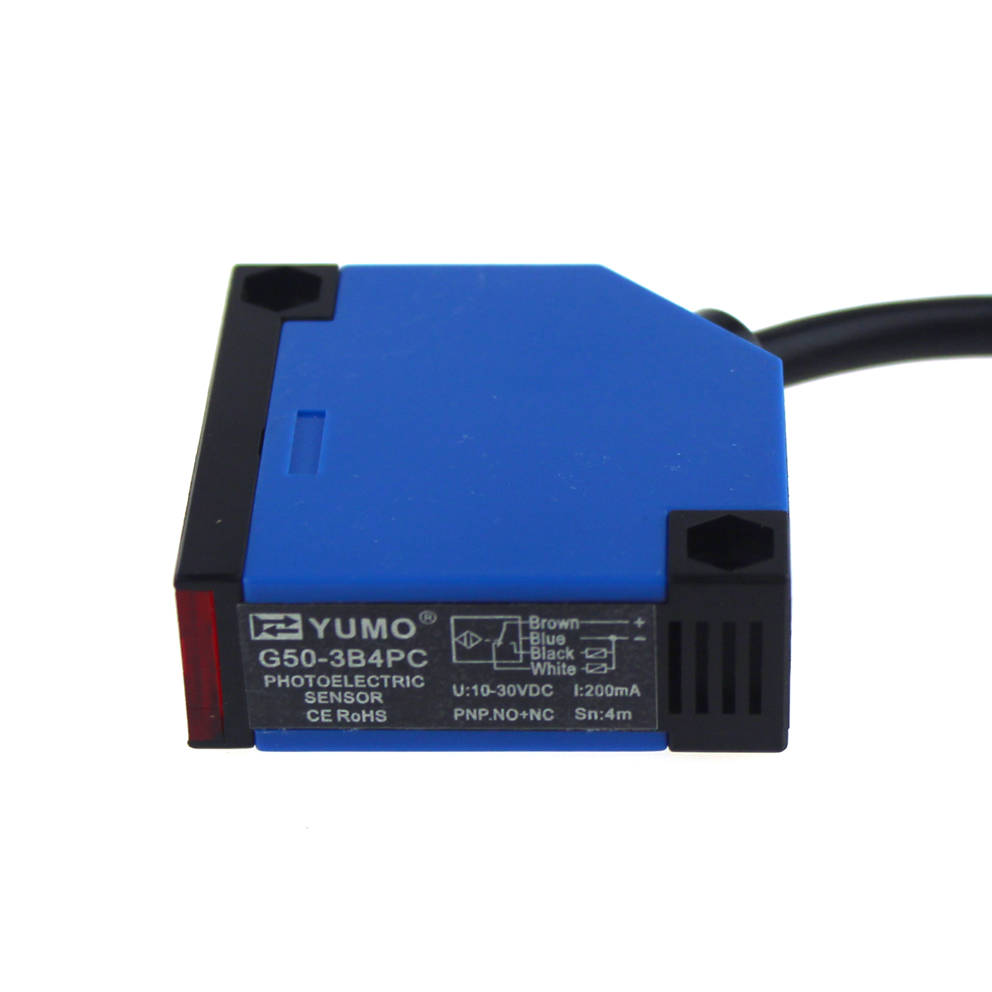 G50-3B4PC retro-reflective photoelectric switch