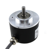 MS5206G Outer diameter 52mm Solid Shaft Incremental Optical Rotary Encoder