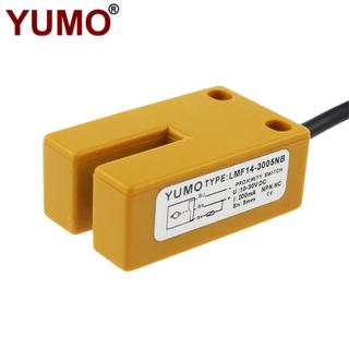 LMF14-3005NB Metal Detection Plastic Inductive Proximity Sensor