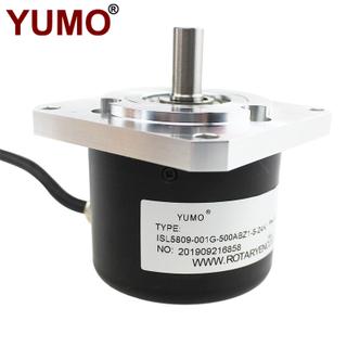 ISL5809 High Shock Flange Adapters Encoder