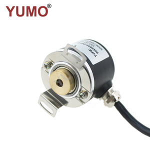 IHA3805-001G-2000ABZ1-5-30F outer diameter 38mm hollow solid shaft incremental rotary encoder