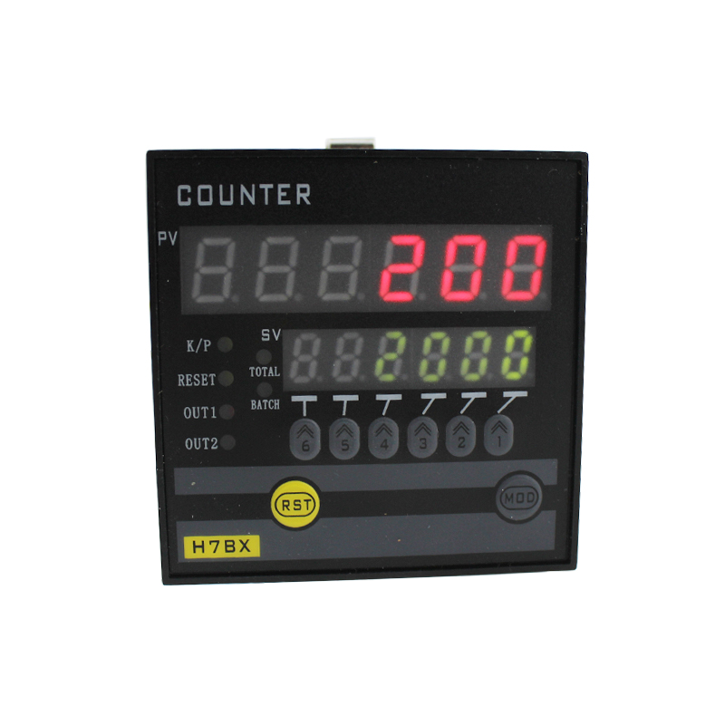 ATK72-C 6 Digit Digital Length Measuring Counter Meter with Encoder Wheel