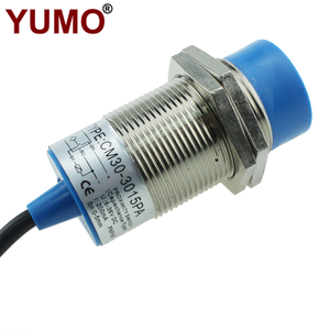 Hot Sale CM30-3015PA CR30-15DP 15mm PNP NO Capacitive Sensor