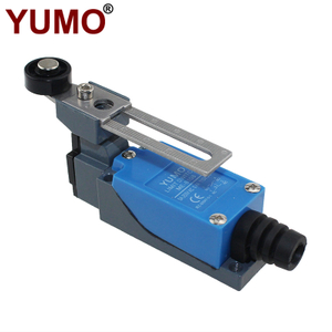 ME-8108 Since Reset Miniature Rolling Wheel Rocker Arm Type Limit Device Limit Switch