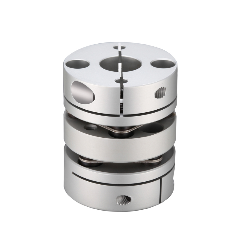 Diaphragm type LD2 encoder coupling