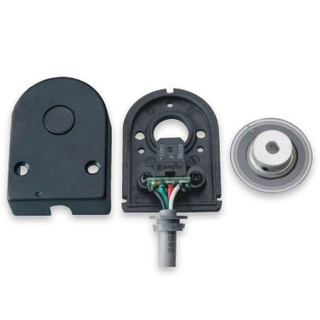 HKT30-C03 2 Channel Kit Optical Encoder cheaper Hollow Shaft Incremental motor Servomotor Encoder