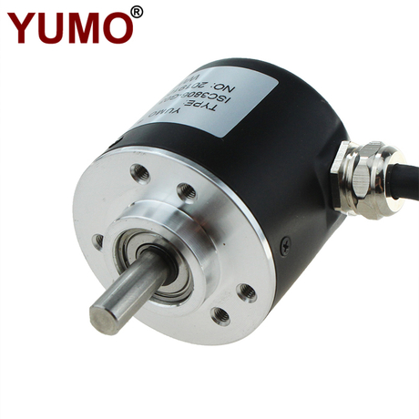 ISC3806 6mm 1024ppr Mini Incremental Rotary Encoder