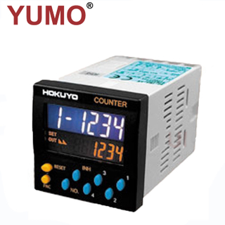 HOKUYO DC-JM Electronic Counter with DIN Size