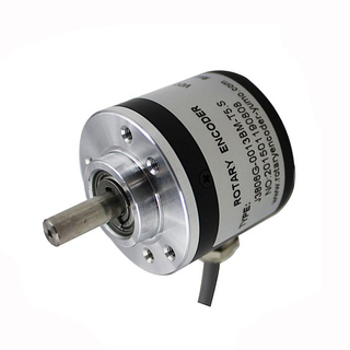 38mm 6mm 10bit 13bit output SSI solid shaft Absolute Encoder
