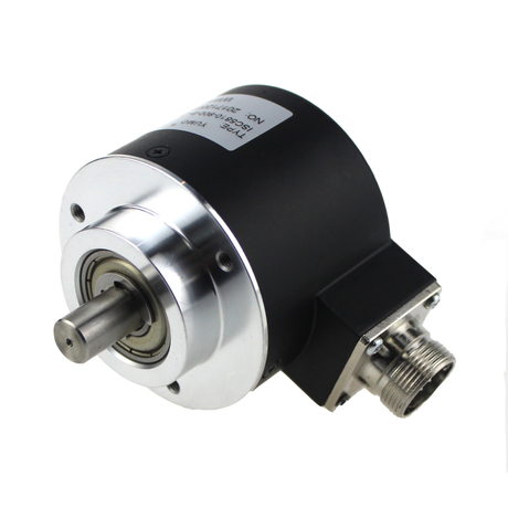 ISC5810-900-B-L5 Outer diameter 58mm Solid Shaft Incremental Optical Rotary Encoder