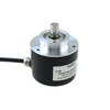 ISC5810-401-2000-BZ1-524-L Outer diameter 58mm Solid Shaft Incremental Optical Rotary Encoder