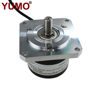 ISL5809 2 Quadrature Output Channel Flange Rotary Encoder