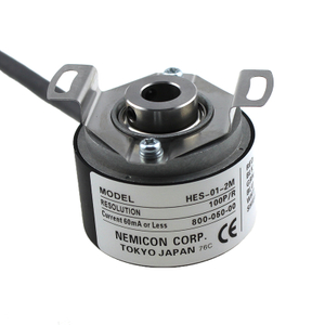 HES-01-2M The original Incremental Rotary Encoder NEMICON