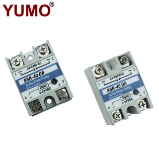 SSR-40DA Ssr Single Phase Solid State Relay
