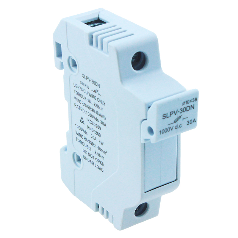 SLPV-30DN Overcurrent Protection DC Fuse of Solar Photovoltaic System