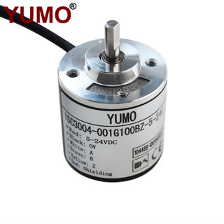 ISC3004 Small Mini Solid Shaft Rotary Encoder