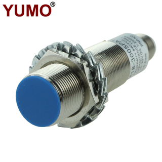 CM18-3005PAT 5mm PNP Flush Type Stainless Steel Shell Capacitive Sensor Proximity Switch