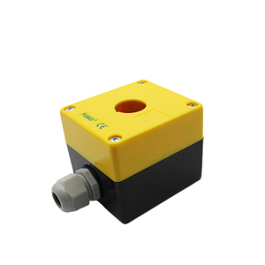 22mm Single Hole Push Button Switch Control Box