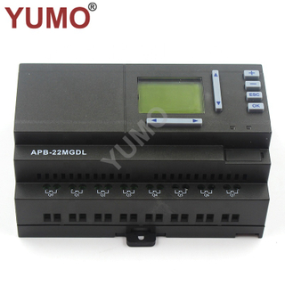 APB-22MGDL 22channels PLC Programmable Logic Controller