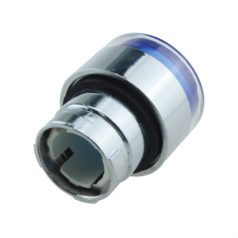 LAY5-BW36 Blue Lamp Push Button Switch Accessories with Higher Transparent Protecting Cover