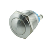 JS19B-10S Half Ball Metal Switch 19mm Stainless Steel Push Button