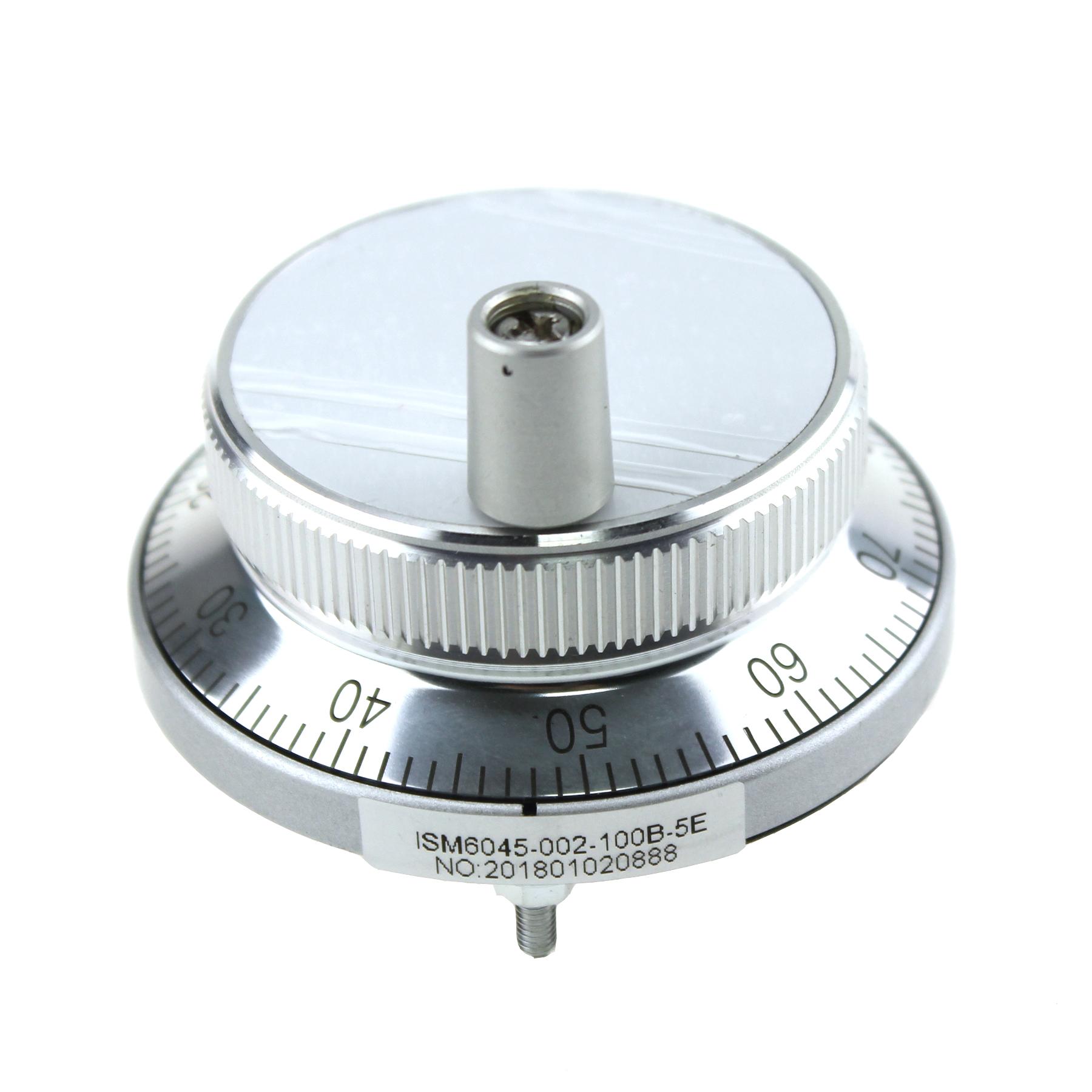 5E Generator china hand wheel encoder,hand wheel,60mm manual pulse